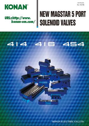 Pneumatic Solenoid Valves - KONAN ELECTRIC CO ,LTD